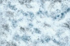 D&D Icons of the Realms: Battle Mat Tundra