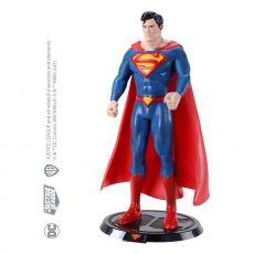 DC Comics Bendyfigs Ohebná Figure Superman 19 cm