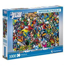 DC Comics Impossible Jigsaw Puzzle Justice League (1000 pieces)