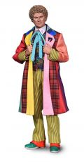 Doctor Who Collector Figure Series Akční Figure 1/6 6th Doctor (Colin Baker) Limited Edition 30 cm