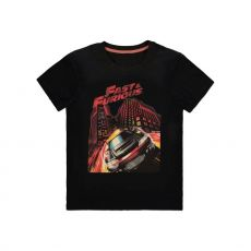 Fast & Furious Tričko City Drift Velikost L