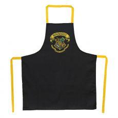Harry Potter cooking Zástěra Bradavice Logo Black