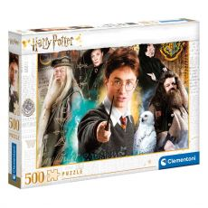 Harry Potter Jigsaw Puzzle Harry at Bradavice (500 pieces)