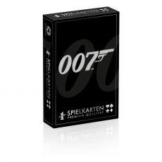 James Bond Number 1 Playing Karty Display (12) Německá Verze