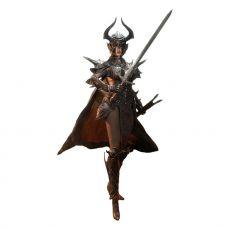 Knight of Fire Akční Figure 1/6 Black Edition 30 cm