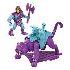 Masters of the Universe Mega Construx Probuilders Construction Set Skeletor & Panthor Mattel