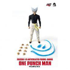 One Punch Man FigZero Akční Figure 1/6 Garou 30 cm