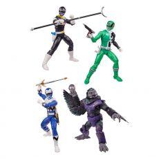 Power Rangers Lightning Kolekce Akční Figures 15 cm 2021 Wave 3 Sada (8)