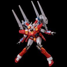 Super Robot Wars X-O PVC / Kov. Akční Figure Riobot R-3 Powered Transform Combine 14 cm