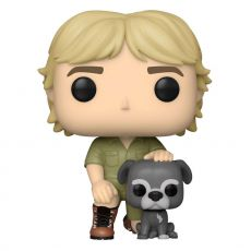The Crocodile Hunter POP! TV vinylová Figure Steve Irwin w/Sui 9 cm