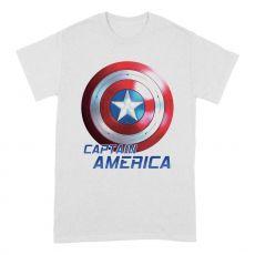 The Falcon and the Winter Soldier Tričko Captain America Shield Velikost M