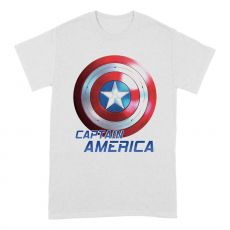 The Falcon and the Winter Soldier Tričko Captain America Shield Velikost XL