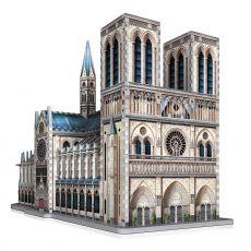 Wrebbit Castles & Cathedrals Kolekce 3D Puzzle Notre-Dame de Paris (830 pieces)