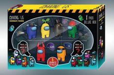 Among Us Mini Figures 8-pack Crewmates Deluxe Box 4 - 5 cm