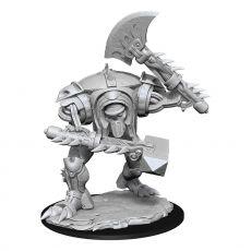 D&D Nolzur's Marvelous Miniatures Unpainted Miniature Warforged Titan Case (2)