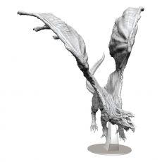 D&D Nolzur's Marvelous Miniatures Unpainted Miniature Adult White Dragon