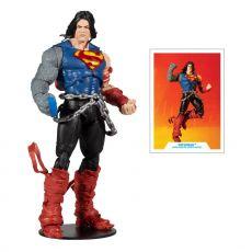 DC Multiverse Build A Akční Figure Superman 18 cm
