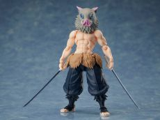 Demon Slayer: Kimetsu no Yaiba BUZZmod Akční Figure 1/12 Inosuke Hashibira 15 cm
