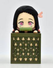 Demon Slayer: Kimetsu no Yaiba Hikkake PVC Soška Nezuko Kolekce 1 10 cm