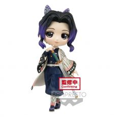 Demon Slayer Kimetsu no Yaiba Q Posket Mini Figure Shinobu Kocho Ver. A 13 cm