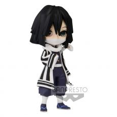 Demon Slayer Kimetsu no Yaiba Q Posket Petit Mini Figure Obanai Iguro Vol. 3 7 cm