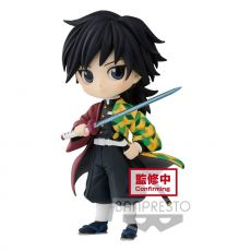 Demon Slayer Kimetsu no Yaiba Q Posket Petit Mini Figure Giyu Tomioka Vol. 3 7 cm