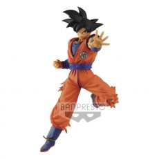 Dragon Ball Super Chosenshiretsuden PVC Soška Son Goku 16 cm