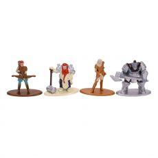 Dungeons & Dragons Nano Metalfigs Kov. Mini Figures 4-Pack Starter Pack 2 4 cm