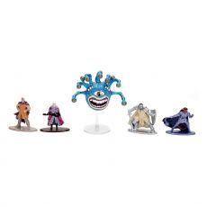 Dungeons & Dragons Nano Metalfigs Kov. Mini Figures 5-Pack Medium Pack A 4 cm