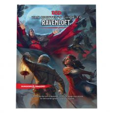 Dungeons & Dragons RPG Adventure Van Richten's Guide to Ravenloft Anglická
