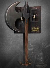 Jeepers Creepers Replika 1/1 The Creeper's Battle Axe 56 cm