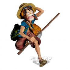 One Piece Banpresto Chronicle PVC Soška Colosseum 4 Vol. 1 Monkey D. Luffy 16 cm