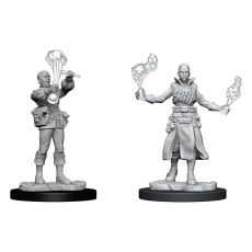Pathfinder Battles Deep Cuts Unpainted Miniatures Human Alchemist Female Case (2)