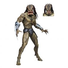 Predator 2018 Akční Figure Deluxe Ultimate Assassin Predator (unarmored) 28 cm