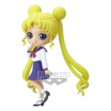 Sailor Moon Eternal The Movie Q Posket Mini Figure Usagi Tsukino Ver. B 14 cm