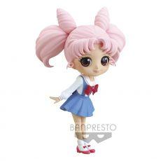 Sailor Moon Eternal The Movie Q Posket Mini Figure Chibiusa Ver. B 14 cm