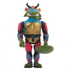 Teenage Mutant Ninja Turtles ReAction Akční Figure Samurai Leonardo 10 cm