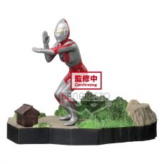 Ultraman Tiga Special Effects Stagement #49 The Ultra Star PVC Soška Ultraman 6 cm