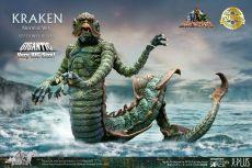 Clash of the Titans Gigantic Soft vinylová Soška Ray Harryhausens Kraken 35 cm