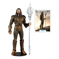 DC Justice League Movie Akční Figure Aquaman 18 cm