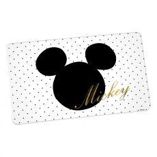 Disney Cutting Board Mickey Glitter