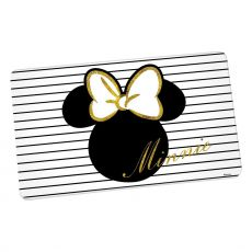 Disney Cutting Board Minnie Glitter