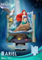 Disney Story Book Series D-Stage PVC Diorama Ariel New Verze 15 cm