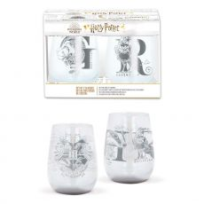 Harry Potter Crystal Glasses 2-Packs Case (6)