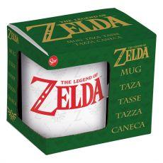Legend of Zelda Hrnek Case Logo (6)