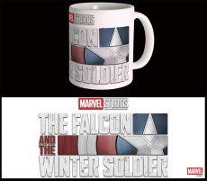 Marvel Hrnek The Falcon & the Winter Soldier Logo