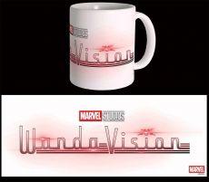 Marvel Hrnek Wandavision Logo
