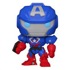 Marvel Mech POP! vinylová Figure Captain America 9 cm