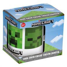 Minecraft Hrnek Case Creeper (6)