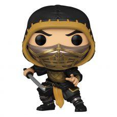 Mortal Kombat Movie POP! Movies vinylová Figures Scorpion 9 cm